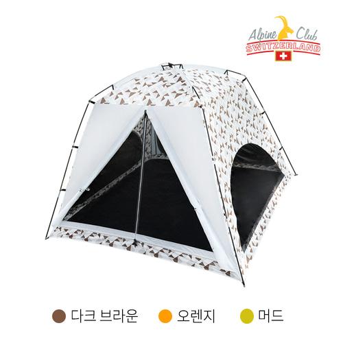 [스위스 알파인클럽] 비토 그늘막 텐트 머드 색상 APP-09 이미지